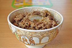 すき家-牛丼