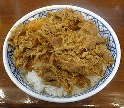 どん亭-牛丼