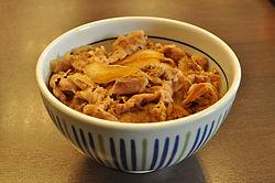 なか卯-牛丼